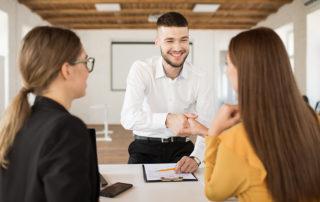 hiring debt collector